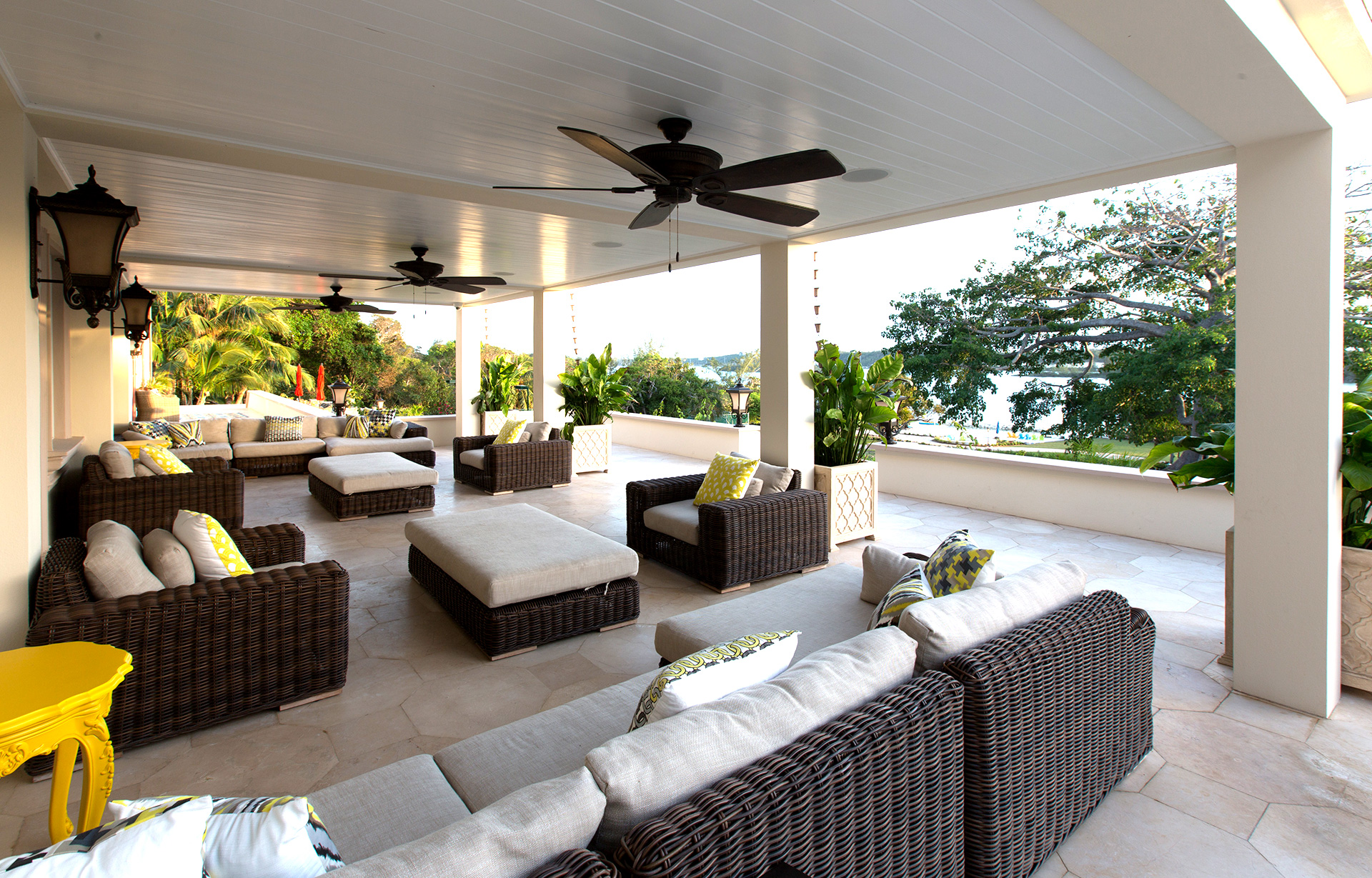 Immaculate Outdoor Living