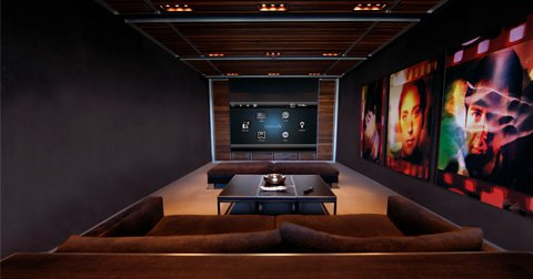 Custom Home Theatres