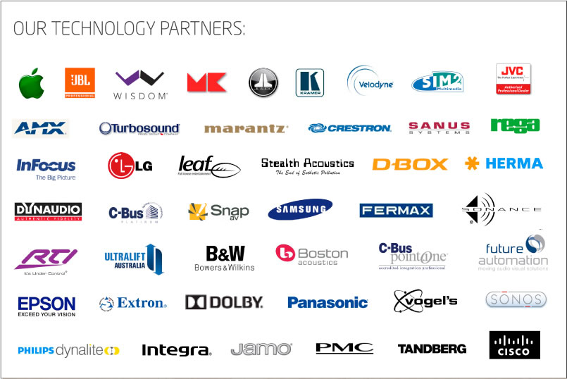 technology partners logos
